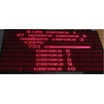 Текстовый экран ТЭ-100-192х8х4b