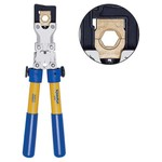 Uniroller-510 (rol90103) Роликовые опоры для размотки кабельных катушек   - грузоподъёмность кабельного барабана до 200 кг.  - тип кабельного барабана до № 12.