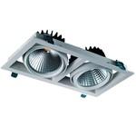Светильник Glissando LED 2х25 W