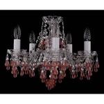 Подвесная люстра Bohemia Ivele Crystal 1410/5/141/Ni/7010