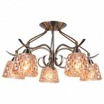 Потолочная люстра Arte Lamp Gemma A6185PL-5AB