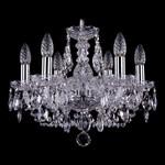 Подвесная люстра Bohemia Ivele Crystal 1406/6/141/Ni