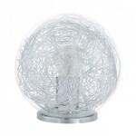 Настольная лампа Eglo декоративная Luberio 93075