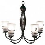 Подвесной светильник Arte Lamp Spiral A9051LM-5BR