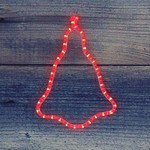 Панно световое Неон-Найт (40x36 см) Колокольчик NN-501 501-217