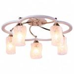 Потолочная люстра Arte Lamp Gianni A6166PL-5WG