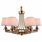 Подвесная люстра Arte Lamp Empire A5012LM-6RB