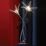 Настольная лампа декоративная Lussole Giglio LSA-6004-03