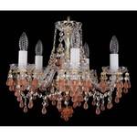 Подвесная люстра Bohemia Ivele Crystal 1410/5/141/G/7010