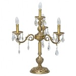 Настольная лампа Chiaro декоративная Паула 9 411032704