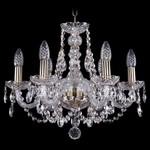 Подвесная люстра Bohemia Ivele Crystal 1406/6/160/Pa