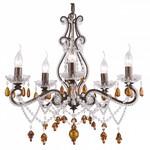 Подвесная люстра Arte Lamp Decorato A1715LM-5BR