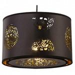 Подвесной светильник Arte Lamp Kabuki A1140SP-3BK
