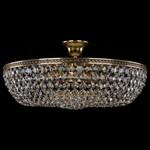 Люстра на штанге Bohemia Ivele Crystal 1928/55Z/GB