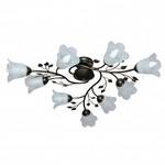 Потолочная люстра Аврора Лилия 10020-9C