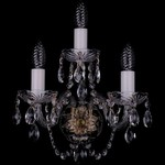 Бра Bohemia Ivele Crystal 1400/3/Pa