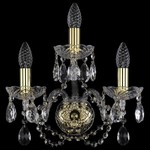 Бра Bohemia Ivele Crystal 1400/3/G