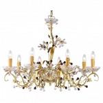 Подвесная люстра Arte Lamp Palazzo A8933LM-8SG