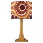 Настольная лампа Arte Lamp декоративная Zulu A1962LT-1BR