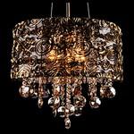 Подвесной светильник Eurosvet 3400/5 золото/тонированный хрусталь Strotskis