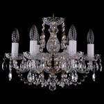 Подвесная люстра Bohemia Ivele Crystal 1406/6/141/Pa