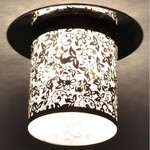 Комплект из 3 встраиваемых светильников Arte Lamp Cool Ice 1 A8380PL-3CC