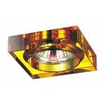 Встраиваемый светильник Novotech Glass 369485