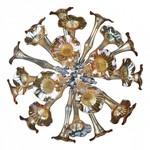Подвесной светильник Lightstar Накладной светильник Bardano 891653