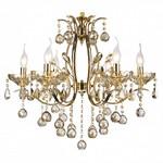 Подвесная люстра Arte Lamp Renaissance A8259LM-6GO