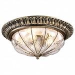 Накладной светильник Arte Lamp San Marco A2241PL-3BG