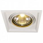 Встраиваемый светильник Arte Lamp Accent A2134PL-1WH