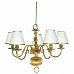 Подвесная люстра Arte Lamp Flemish A1020LM-5AB