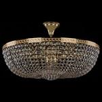 Люстра на штанге Bohemia Ivele Crystal 1928/75Z/G