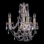 Подвесная люстра Bohemia Ivele Crystal 1411/3/141/G