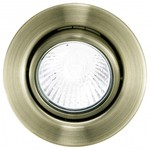 Встраиваемый светильник Eglo Einbauspot 12 V 80385