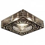 Встраиваемый светильник Arte Lamp Brilliants 1 A5205PL-1CC