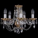 Подвесная люстра Bohemia Ivele Crystal 1606/5/141/FP