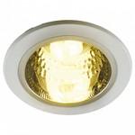 Встраиваемый светильник Arte Lamp General A8043PL-1WH