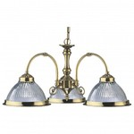 Подвесная люстра Arte Lamp American Diner A9366LM-3AB