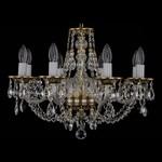 Подвесная люстра Bohemia Ivele Crystal 1606/8/195/GB