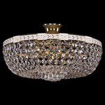 Люстра на штанге Bohemia Ivele Crystal 1928/45Z/GW