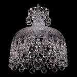 Подвесной светильник Bohemia Ivele Crystal 7711/30/Ni/Balls