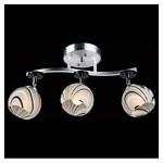 Светильник на штанге Eurosvet 9643/3 алюминий/белый