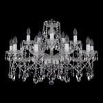 Подвесная люстра Bohemia Ivele Crystal 1413/10+5/300/Ni
