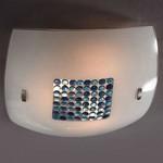 Накладной светильник Citilux Синее Голубое Конфетти 8x8 CL933031