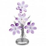Настольная лампа Globo декоративная Purple 5146