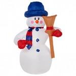 Снеговик световой Неон-Найт (1.2 м) NN-511 NN-511-121