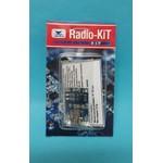 Модуль RP001 Зарядное устройство для литийионных аккумуляторов