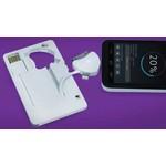 KIT MT1099 Портативное зарядное устройство Powerфлешка 8 Гб