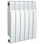 Биметаллический радиатор royal thermo biliner 500 - 6 секц.